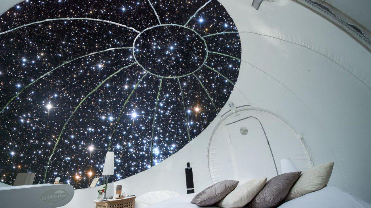 Slapen onder de sterrenhemel. Het kan in Amsterdam! - &C