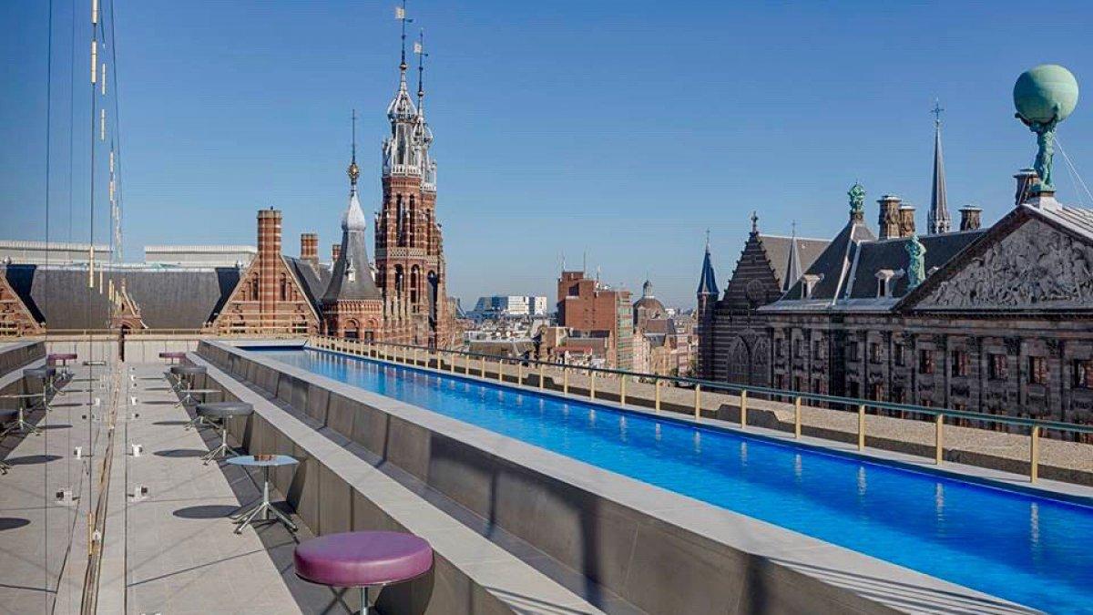 De mooiste zwembaden in nederland &c