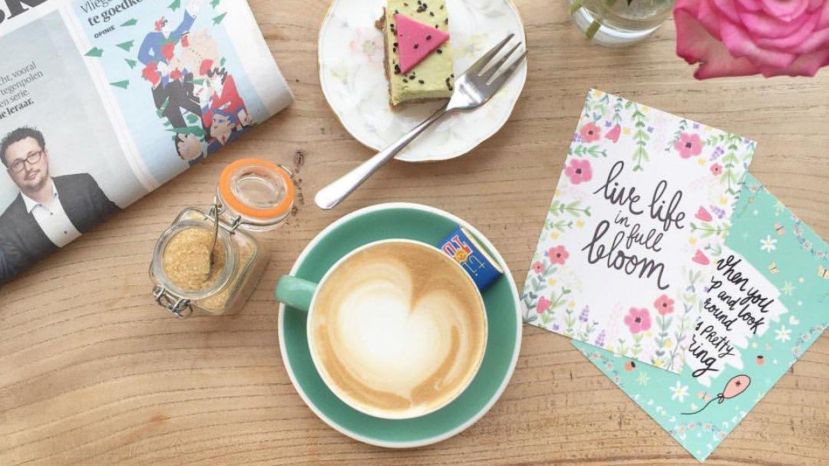 Dit zijn de 16 leukste koffiespots in Nederland - &C