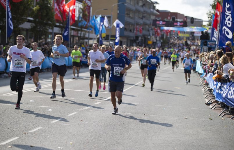damloop Zaandam hardlopen