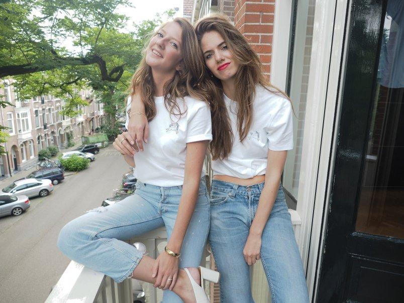 Roos Mulder en Marjolein van den Broek strooien als team unicorn iedere week een handjevol glitters over hun blog