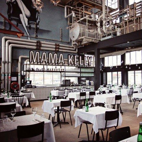 MaMa Kelly restaurant Den Haag Binckhorst