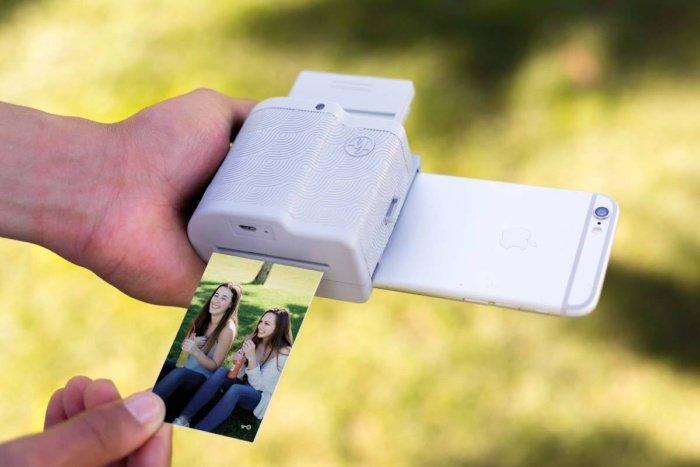 foto's printen met PRYNT