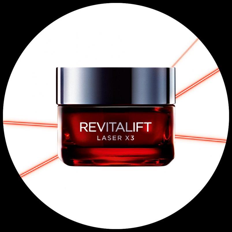 L' Oréal Revitalift Laser X3