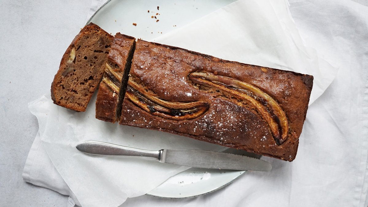 Recept bananenbrood