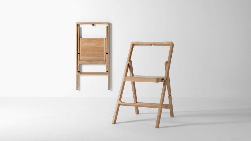 Vijf originele ladders voor je interieur - &C