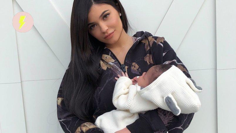 Kris Jenner vertelt waarom Kylie haar zwangerschap geheim hield
