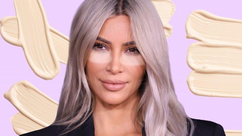 Kim Kardashian concealer
