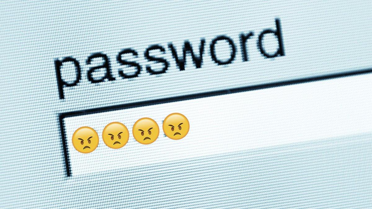 Deze wachtwoorden moet je nooit gebruiken