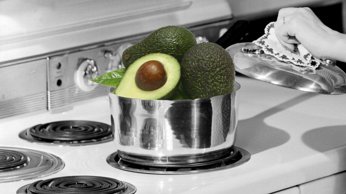 avocadosoep
