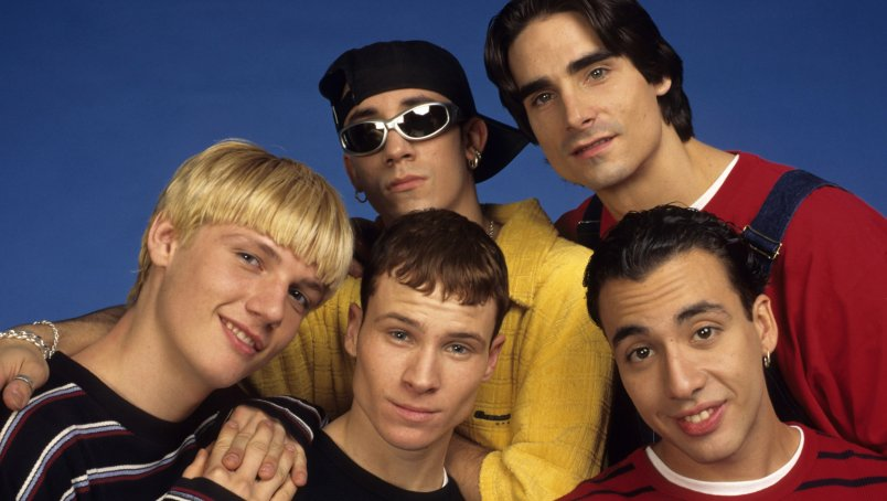 Single Backstreet Boys