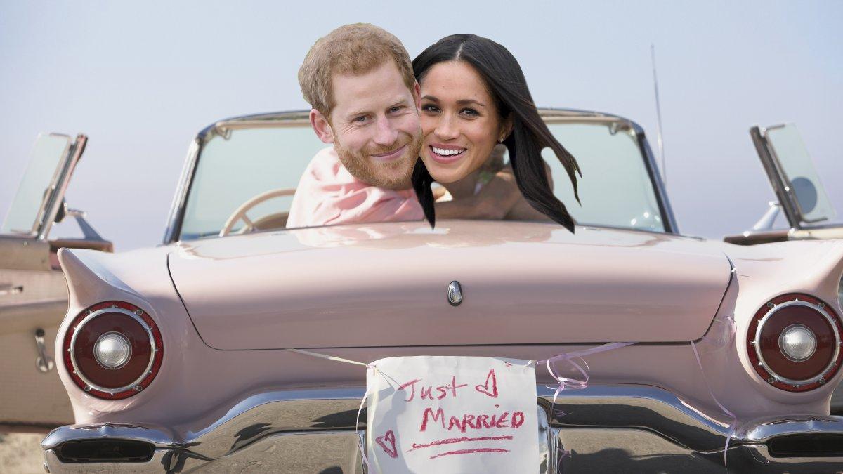 Meghan Markle Prins Harry Royal Wedding