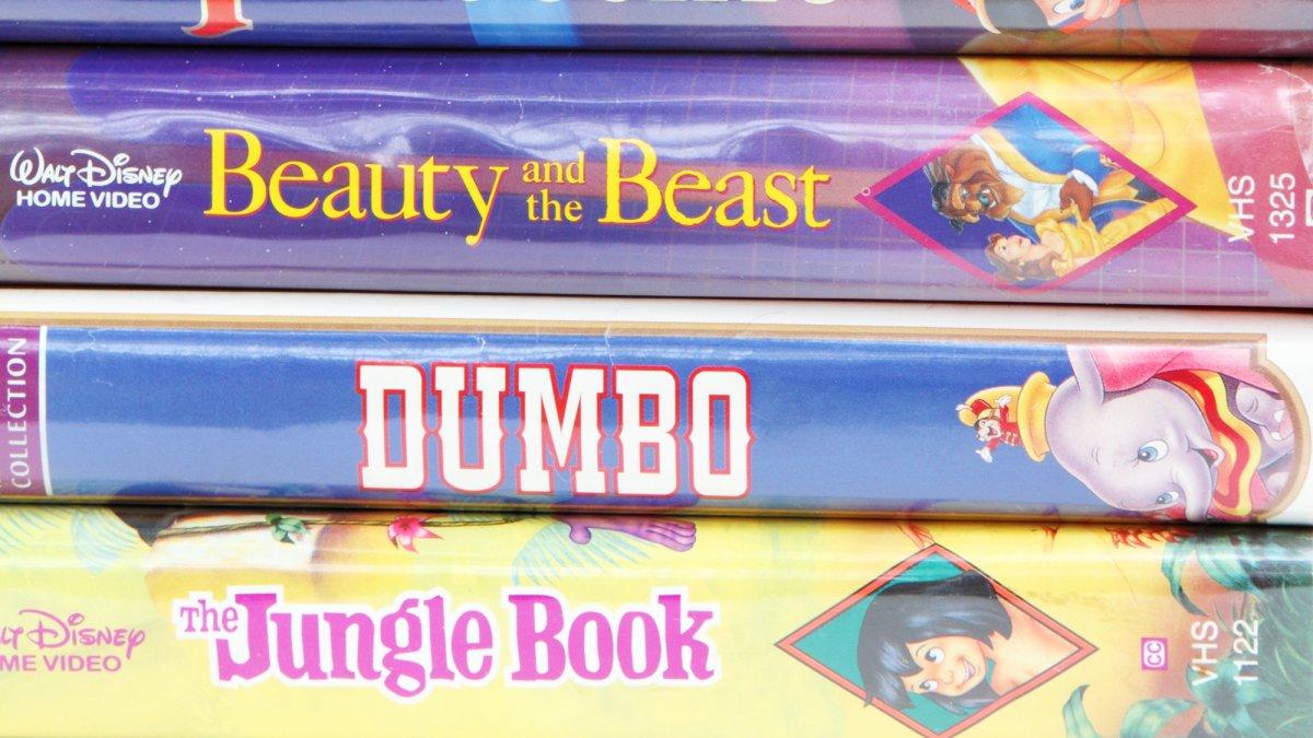 Disney videoband comeback