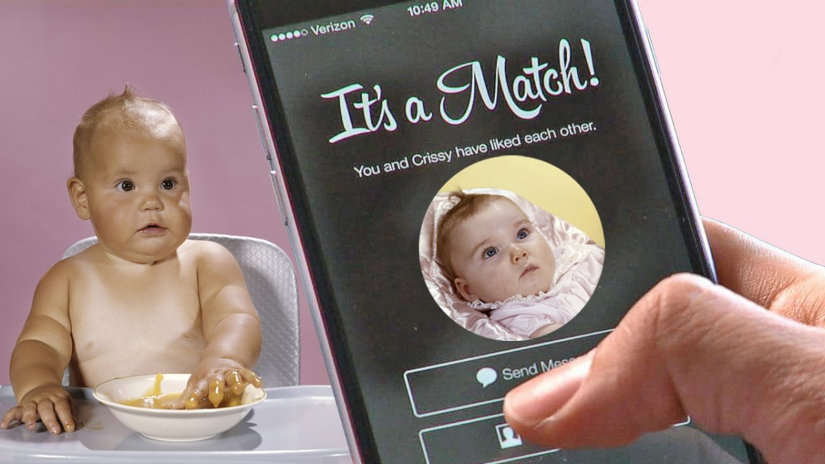 Babynamen Kinder Tinder