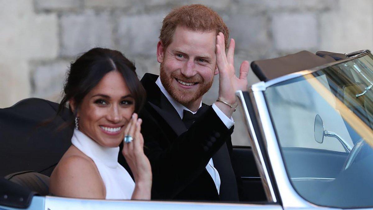 Prins Harry Meghan Markle Kensington Palace