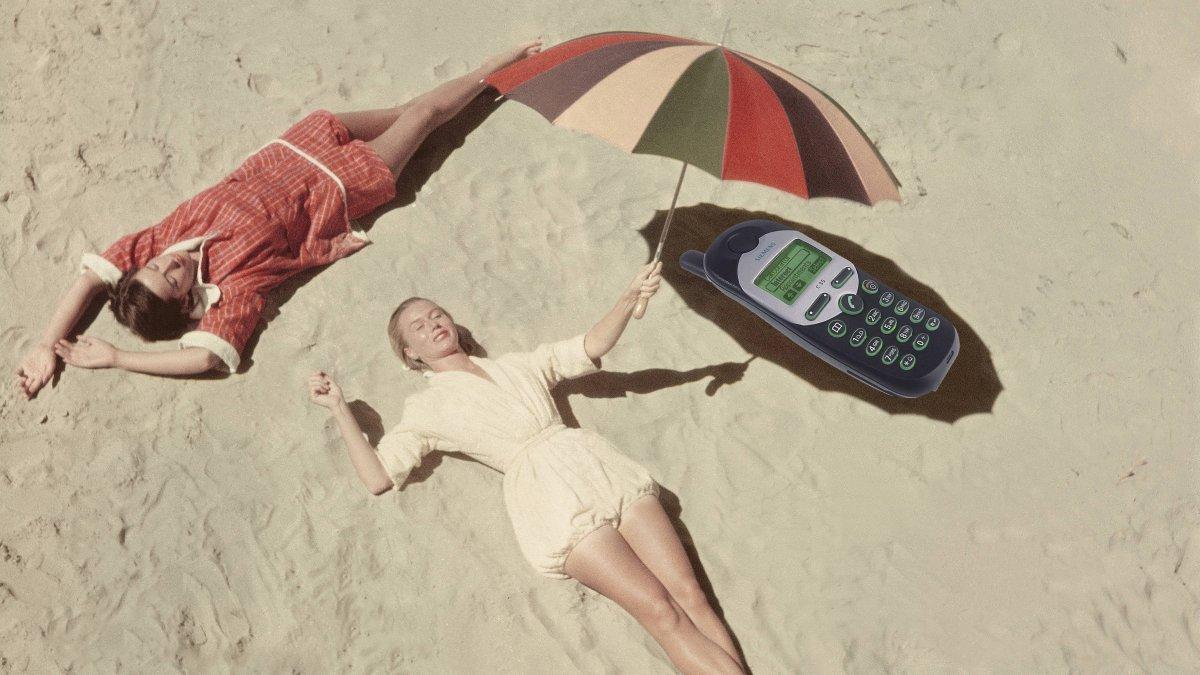 Telefoonongelukken oververhitting