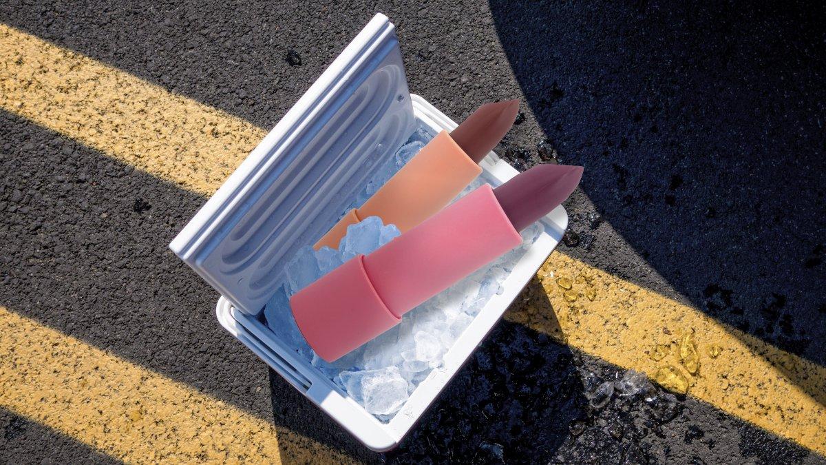 beautyproducten koelkast