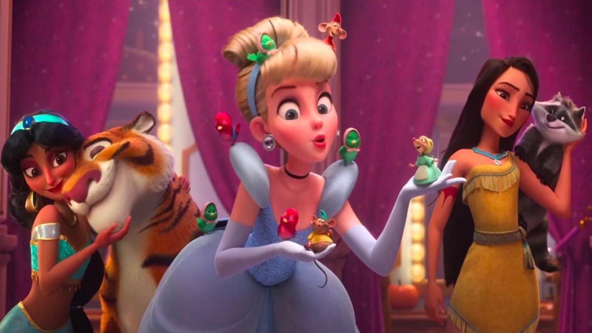 Disneyprinsessen