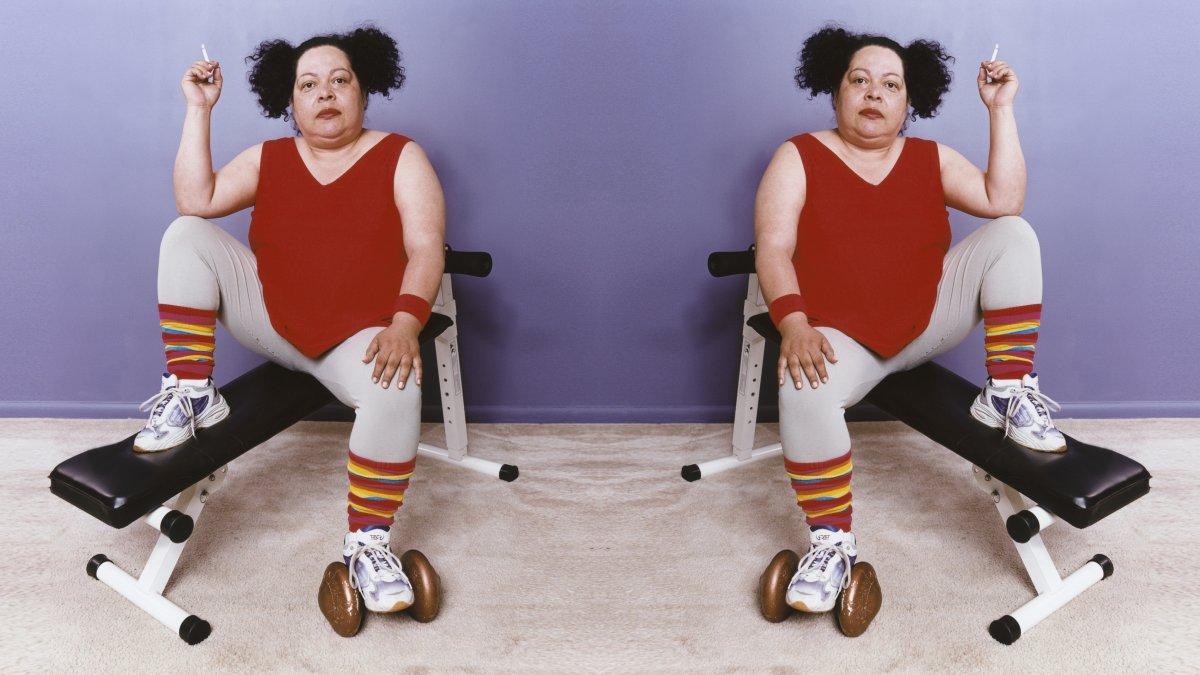 Niet shape sporten