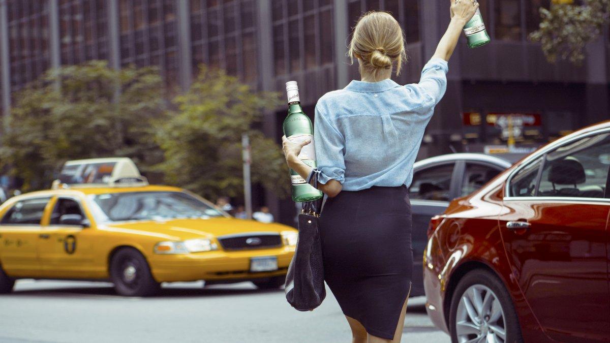 Uber dronken