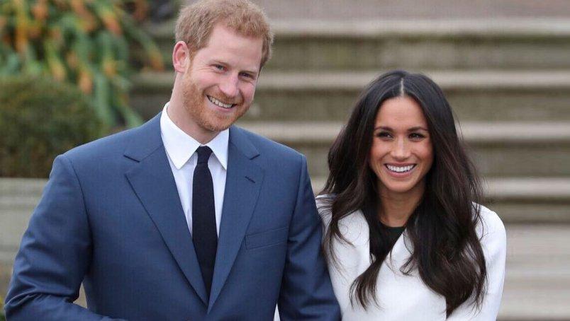 Meghan Markle Prins Harry baby kinderwens