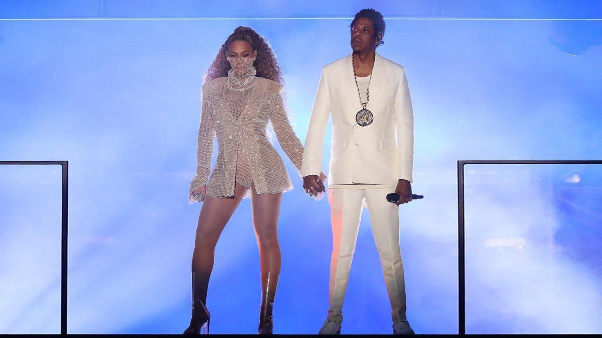 Beyoncé Jay-Z album