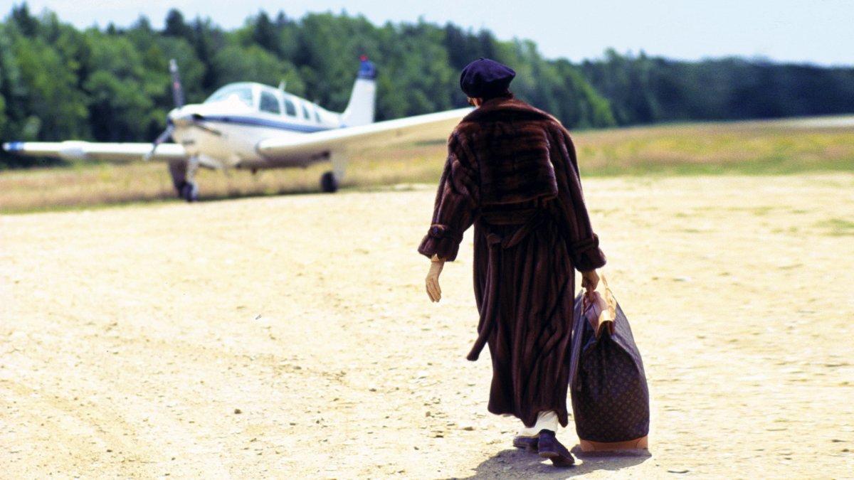 Vliegen vakantiebestemming