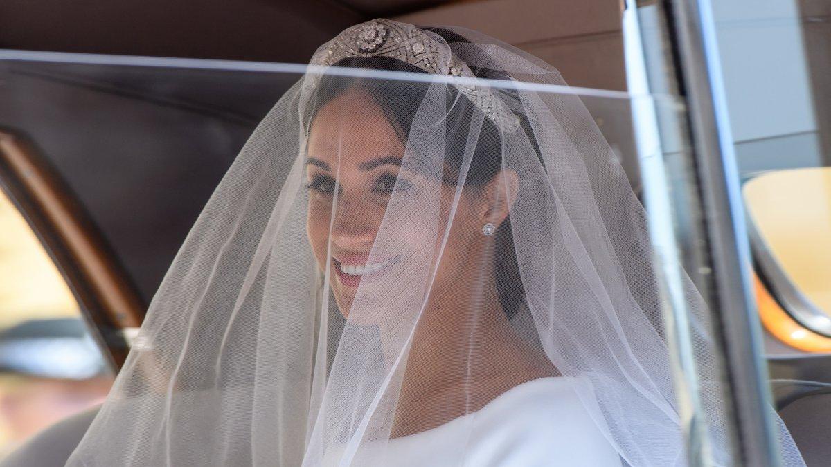 Meghan Markle trouwjurk