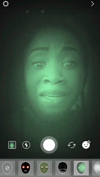 Wanneer Valt Halloween.Spooky Selfies Deze Halloweenfilters Op Instagram Moet Je