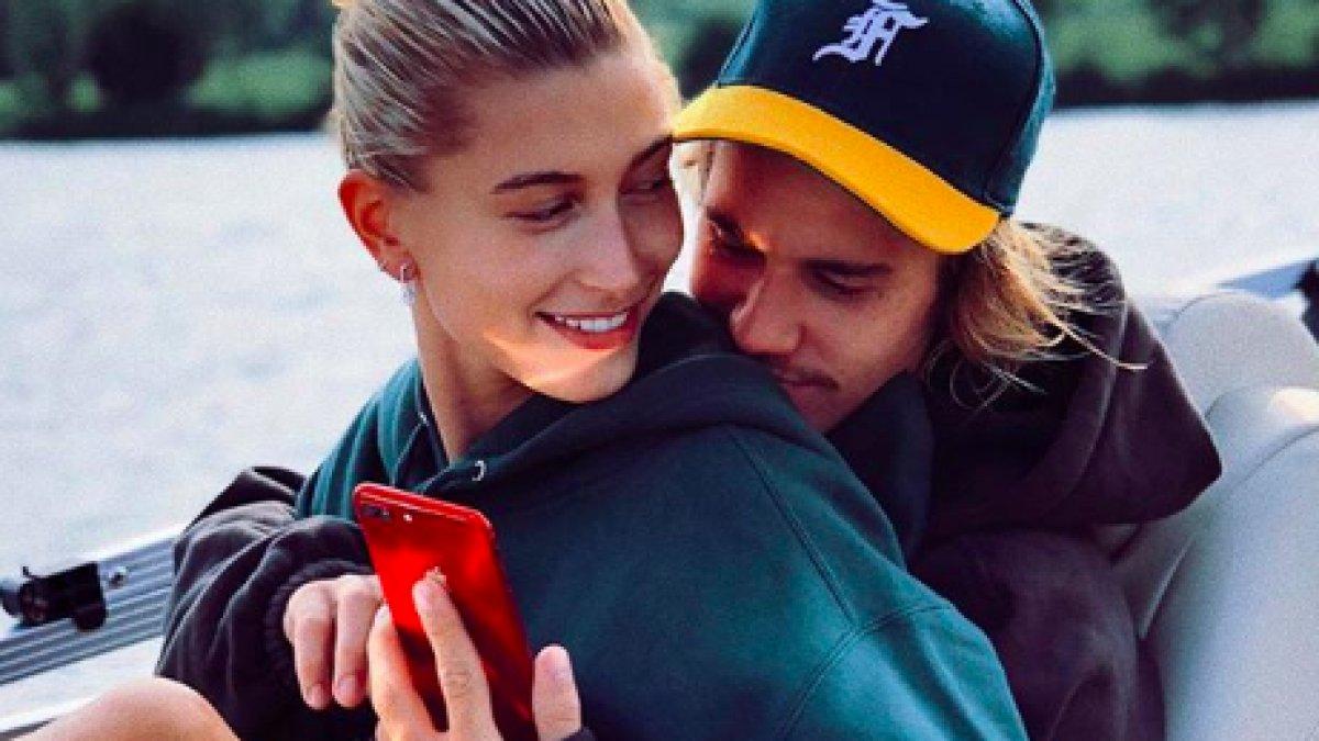 Justin Bieber, Hailey Bieber, Seks, Huwelijk