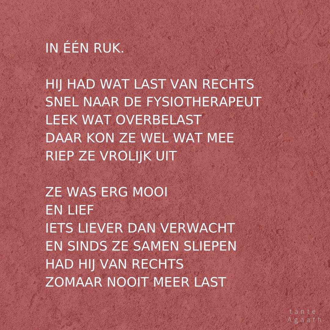 Verbazingwekkend Leuke korte gedichtjes van je Tante Agaath - &C RH-03