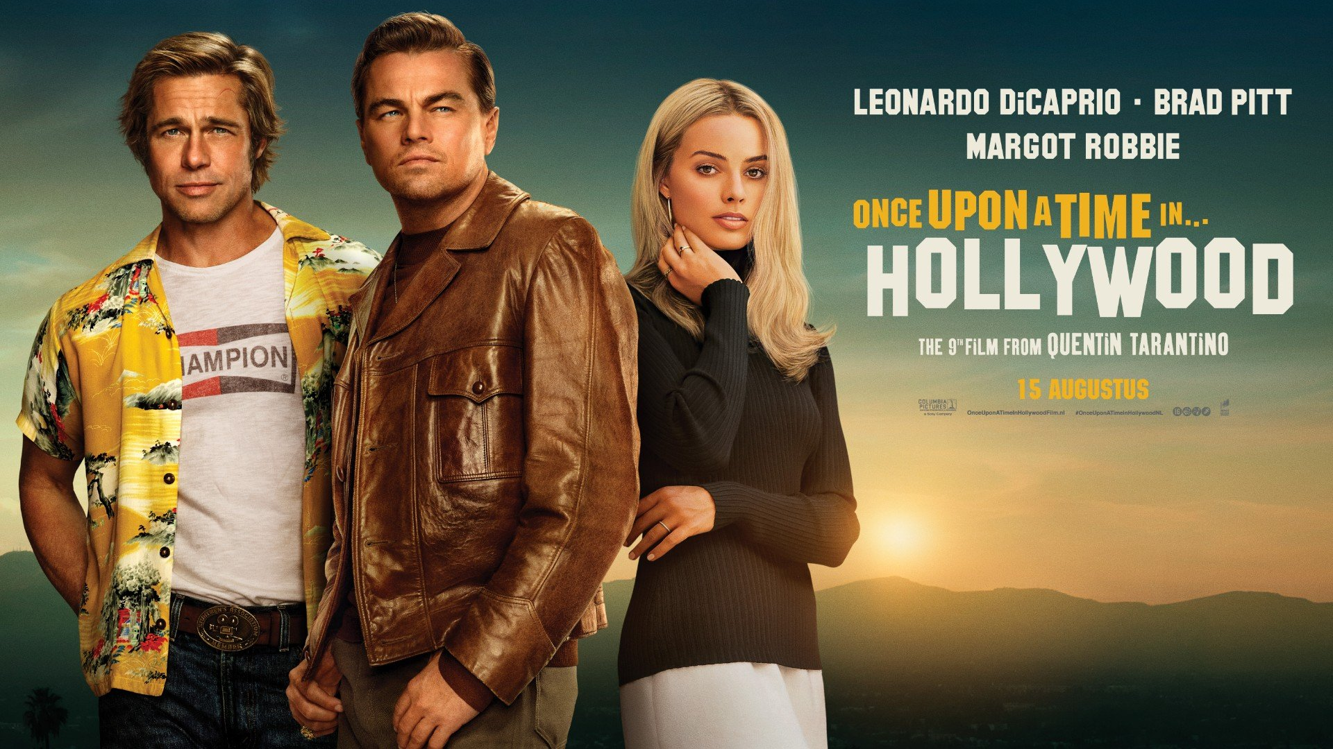 """Afbeeldingsresultaat voor once upon a time in hollywood"""""""