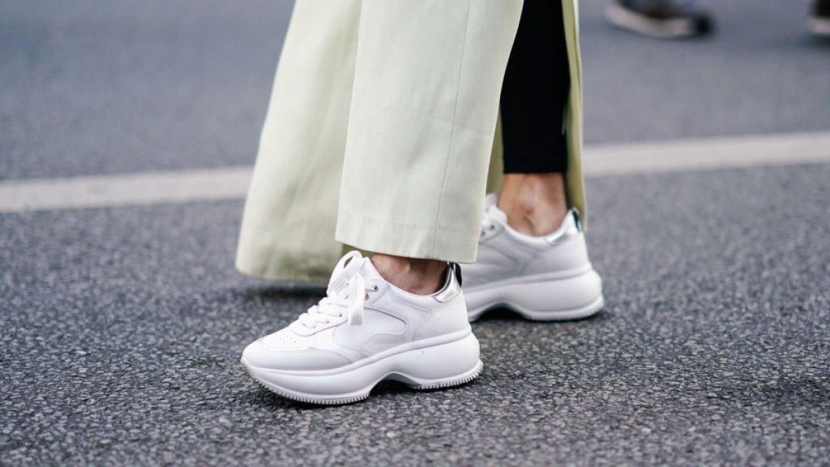 Witte sneakers: de mooiste goedkope exemplaren