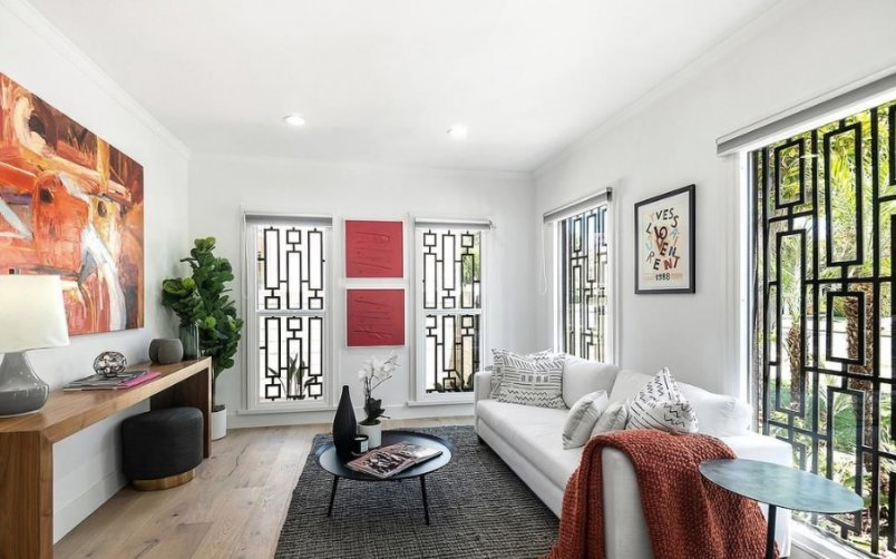 Meghan Markle haar oude huis in Los Angeles staat te koop