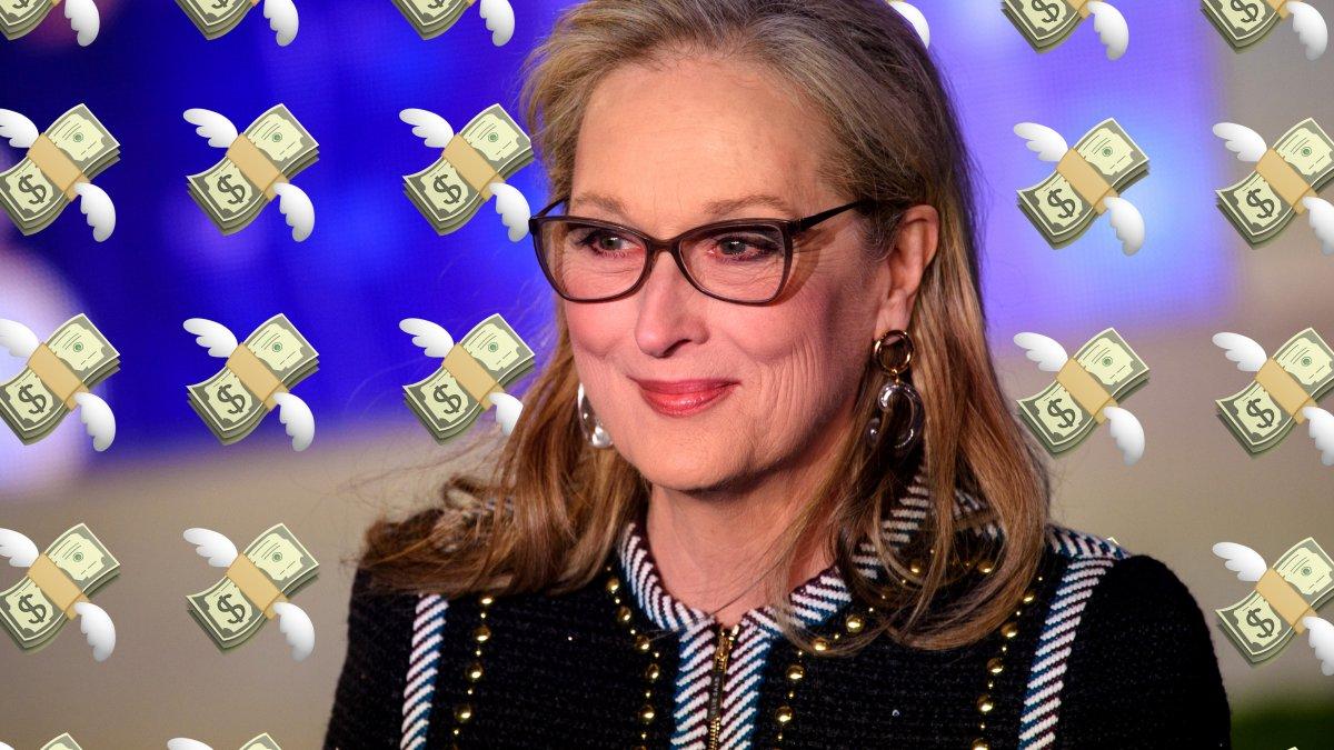 Meryl Streep huis