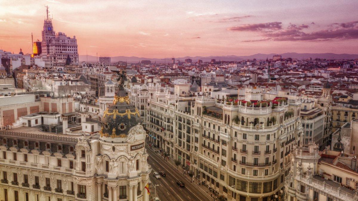 Madrid adresjes
