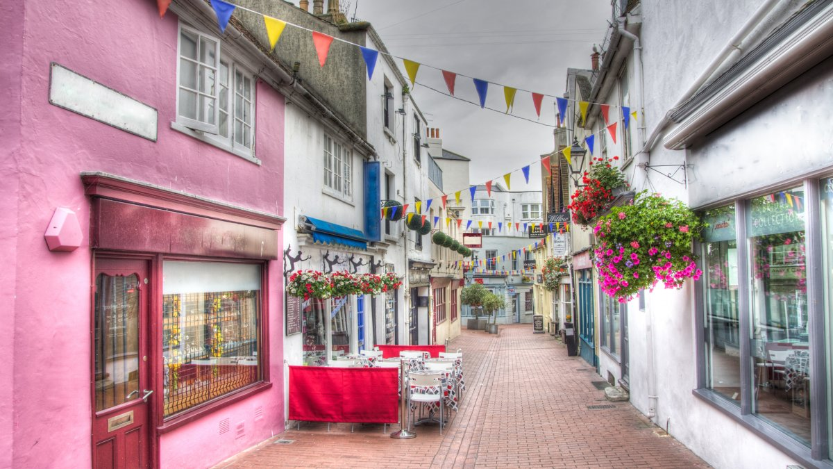 hotspots in Brighton