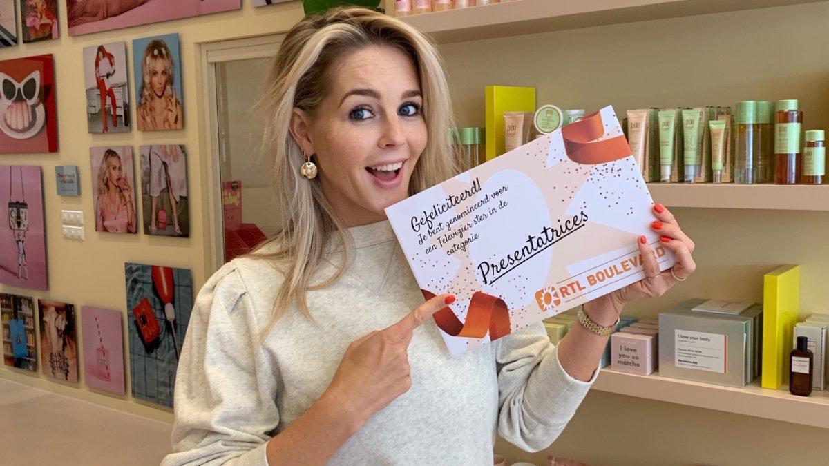 Chantal Janzen genomineerd Televizier-Ster