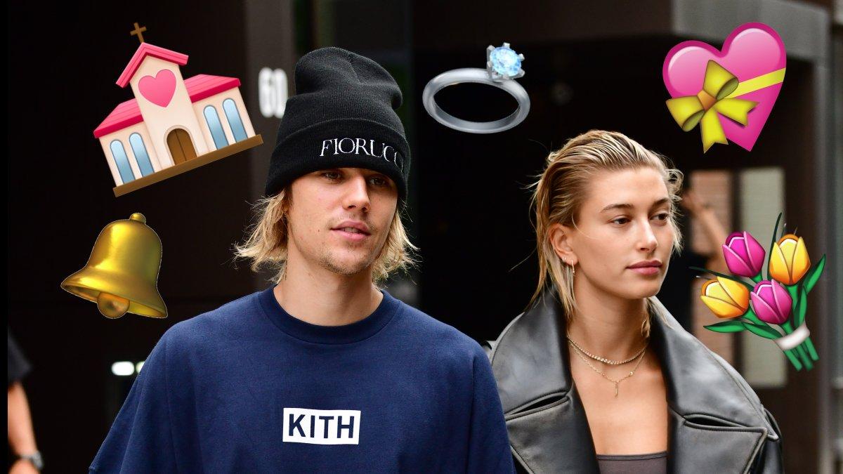 Justin en Hailey Bieber getrouwd