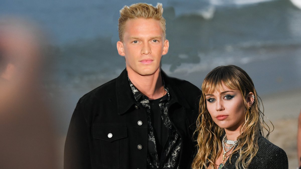 Miley Cyrus Cody Simpson relatie