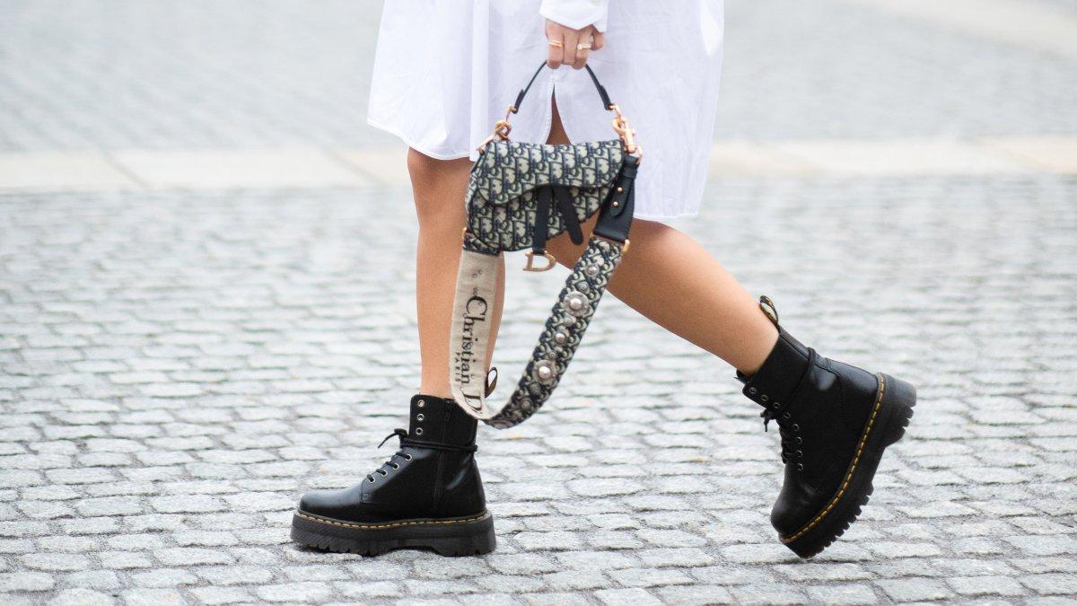 piepende schoenen