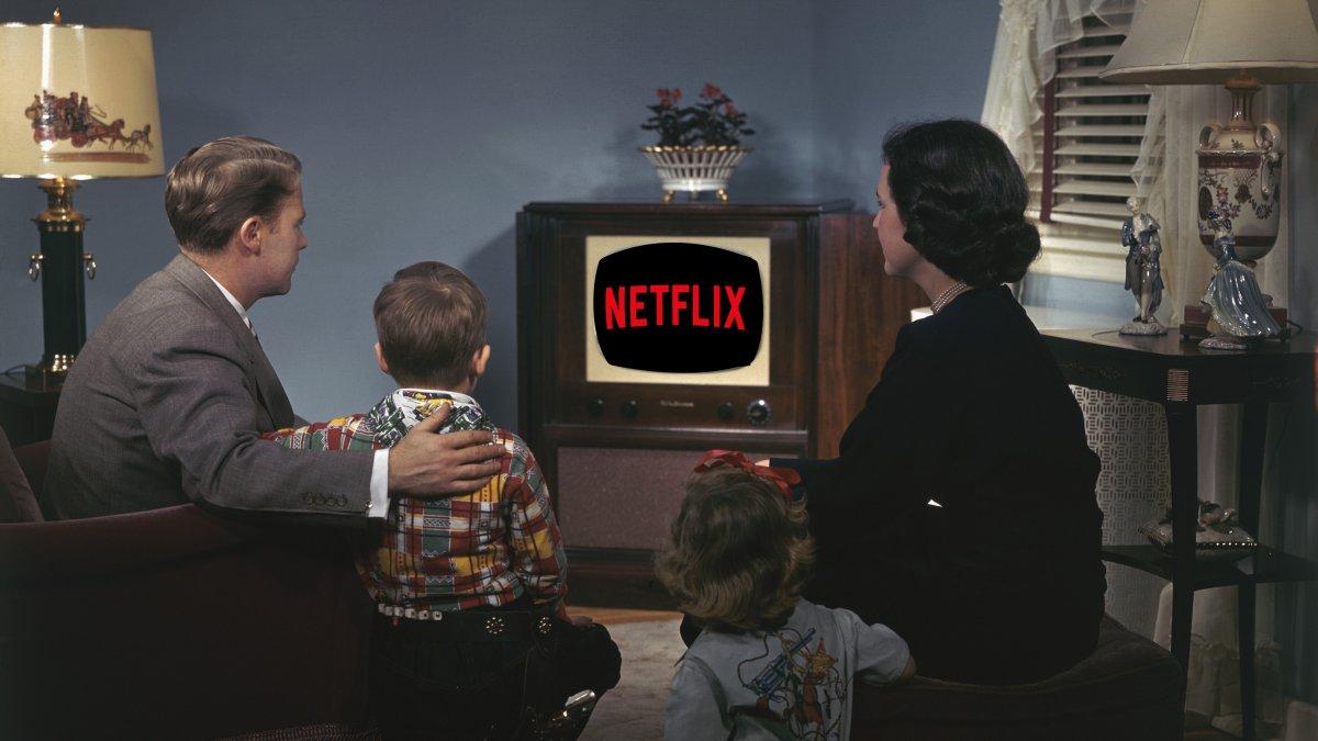 Netflix functie