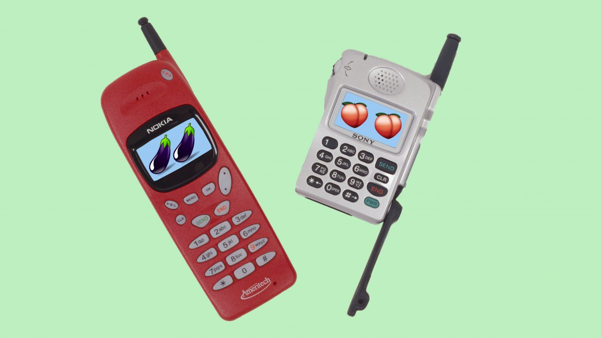 telefoon emoji
