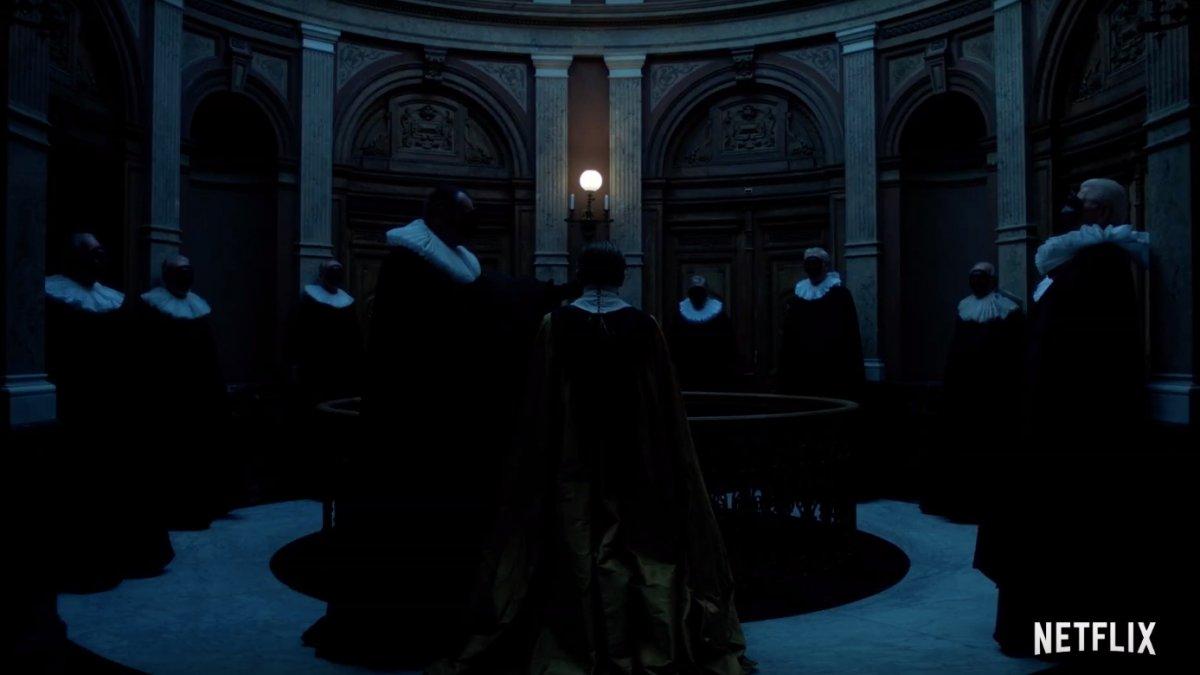 Trailer Netflix-serie Ares