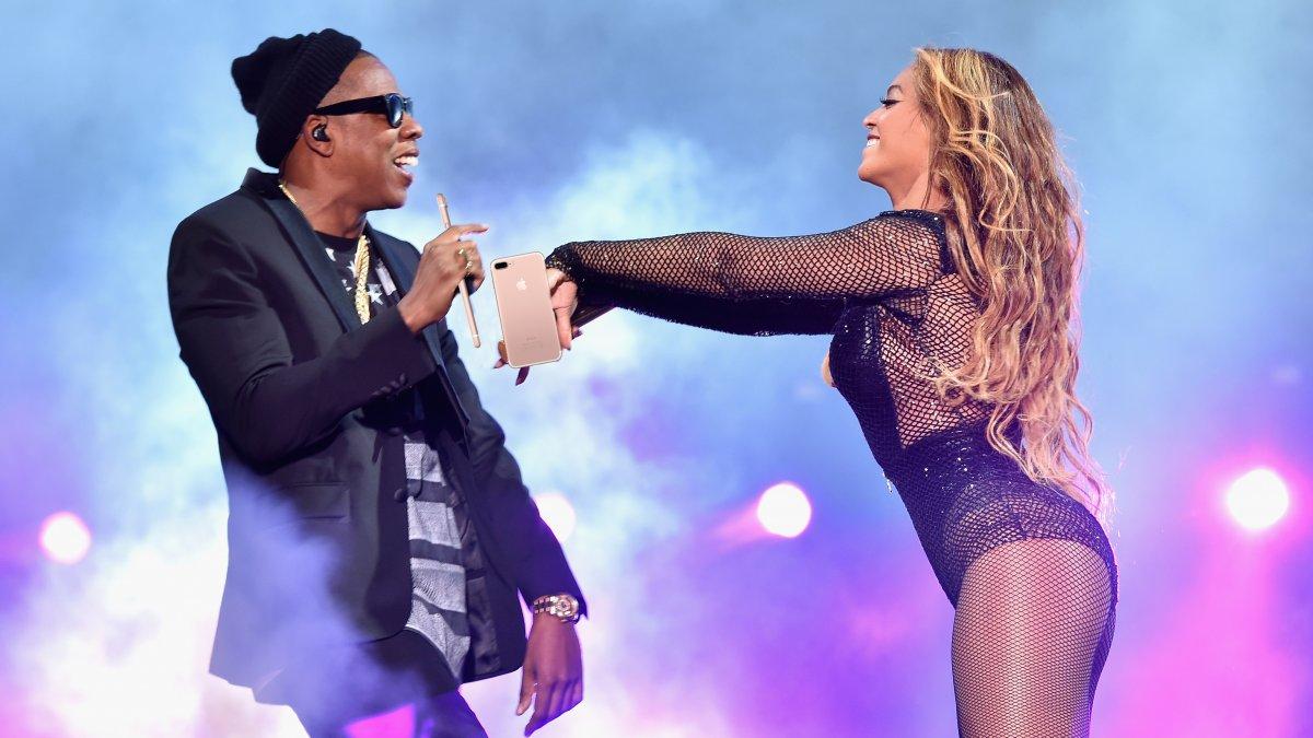 Beyoncé en Jay-Z