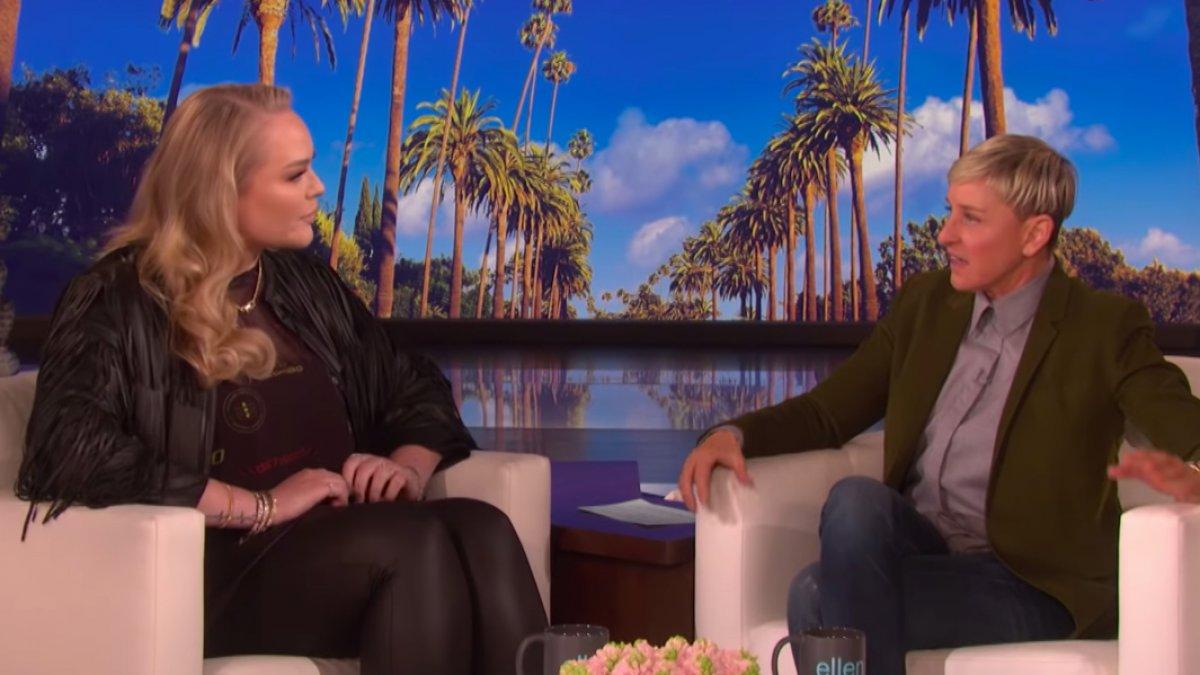 NikkieTutorials The Ellen Show