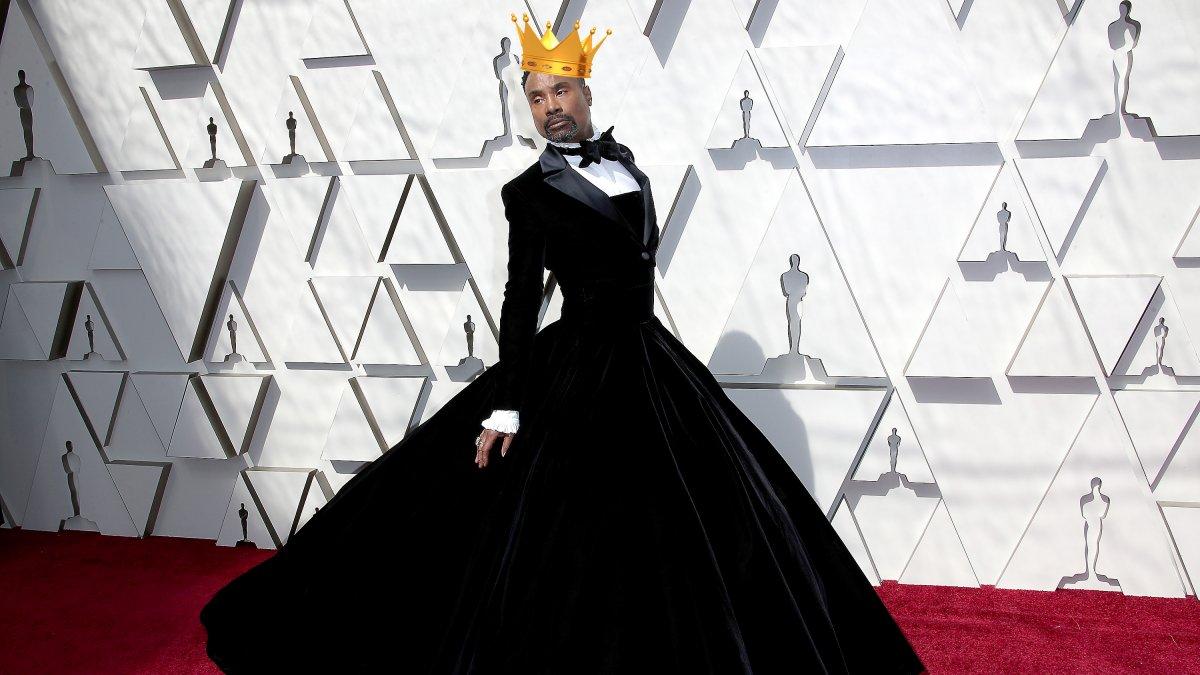 Jurken Oscars 2019