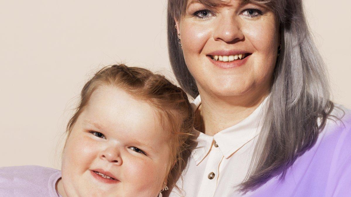 Aangeboren obesitas Sara