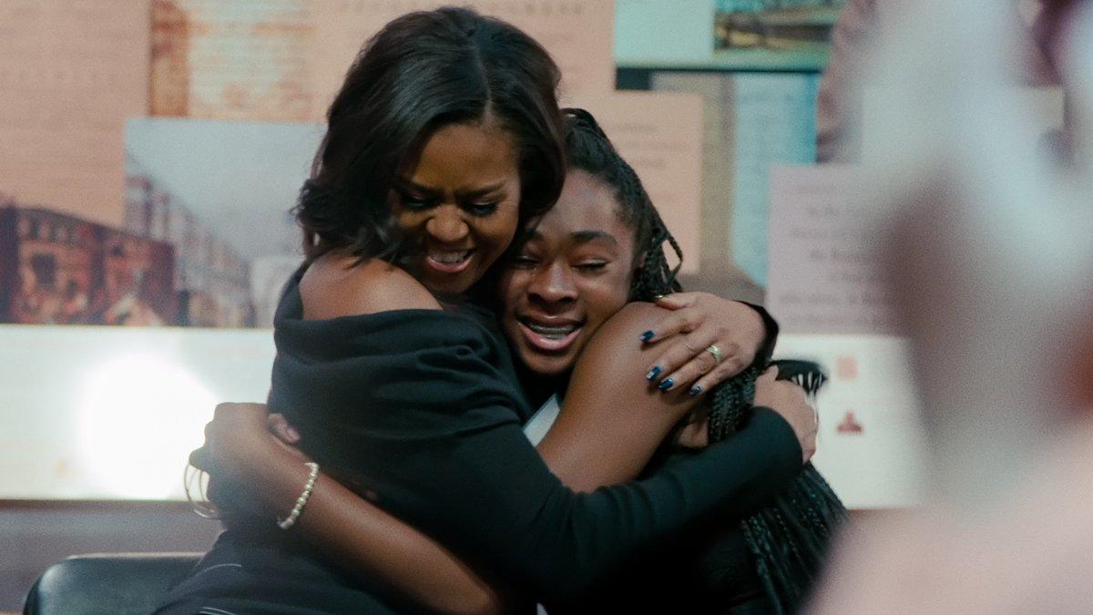 Michelle Obama documentaire