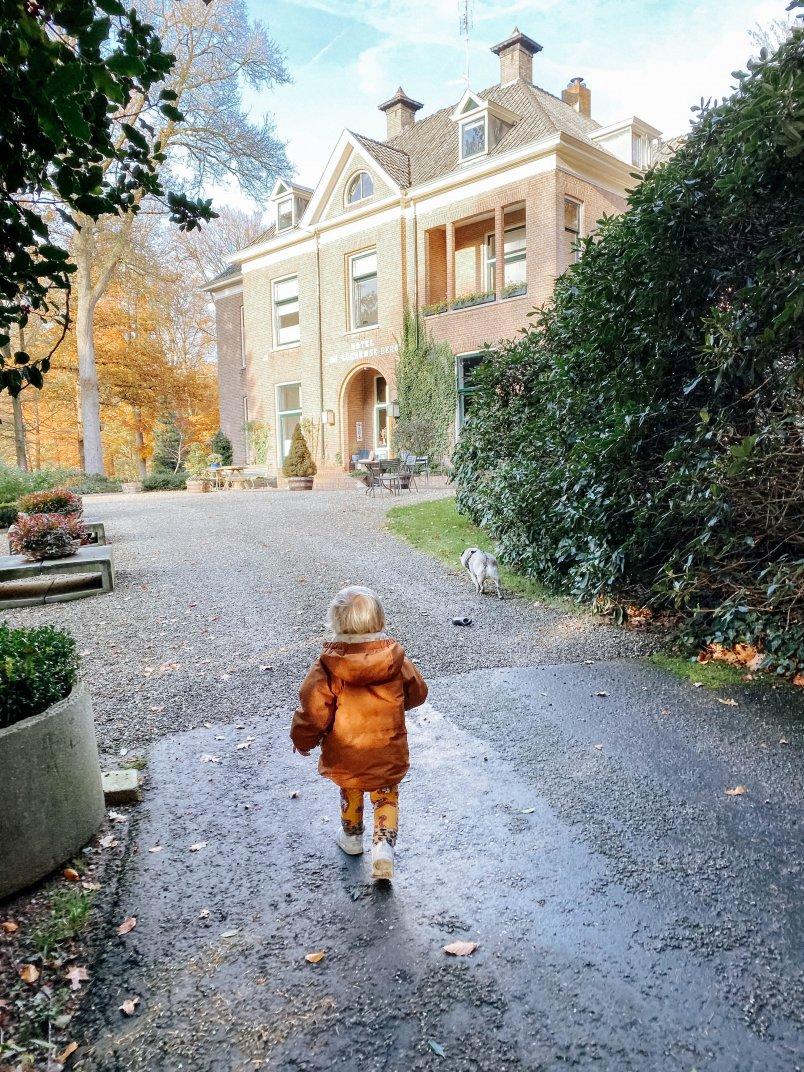Vakantie met kind in Nederland